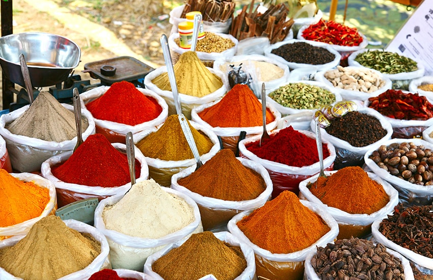 Spices of Kerala