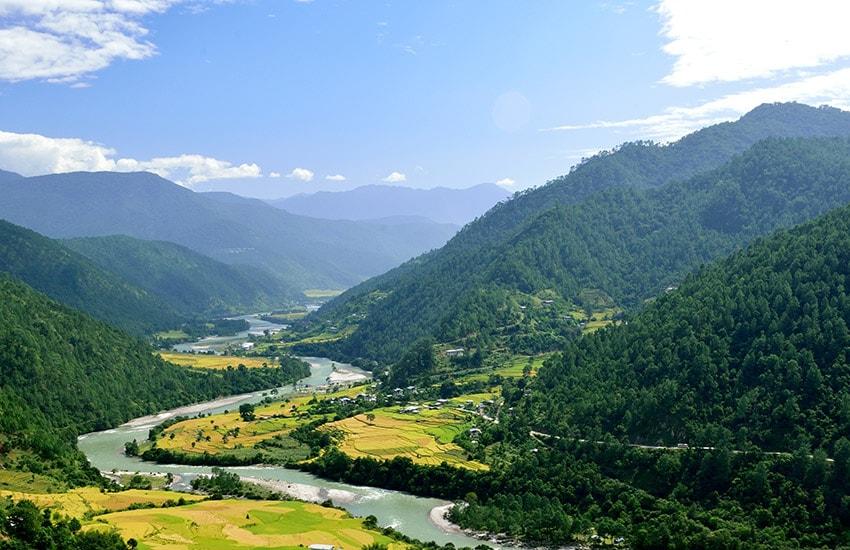 Voyage Et Circuit Au Bhoutan Partez En Trek Avec Notre