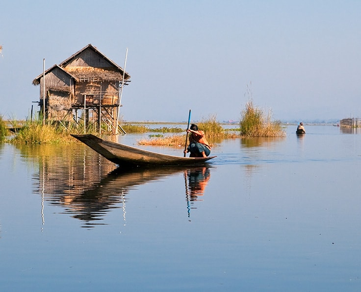Accommodations in Myanmar