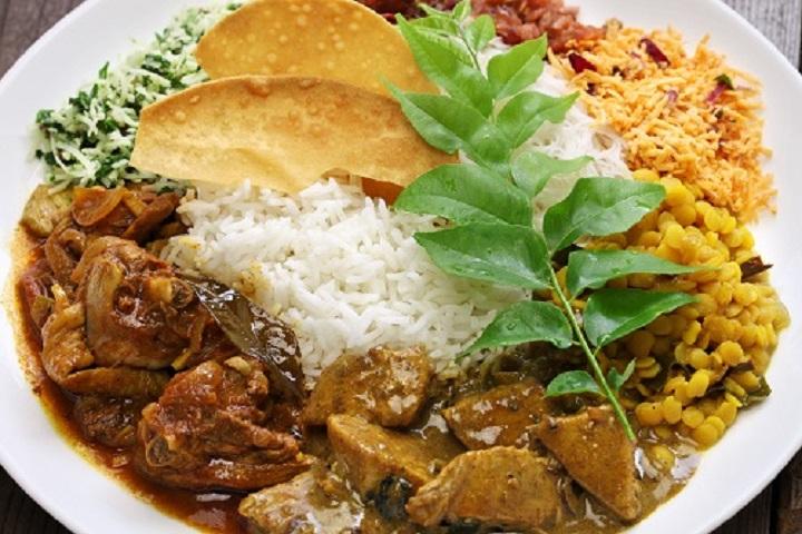 Köstliches Essen in Sri Lanka - Gerichte aus Sri Lanka