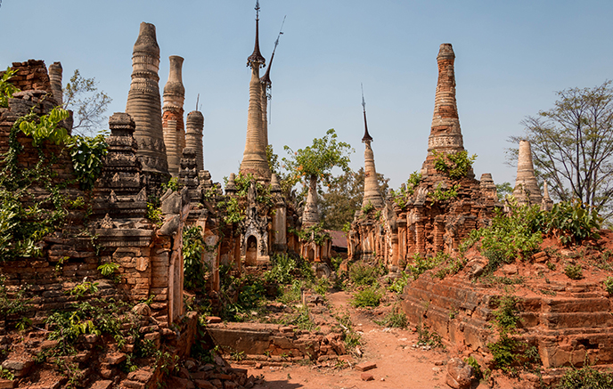 Essential information for your holidays to Myanmar